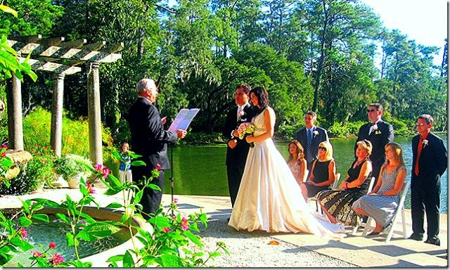 Makeup Artist NC Weddings at Airlie Gardens Wrightsville